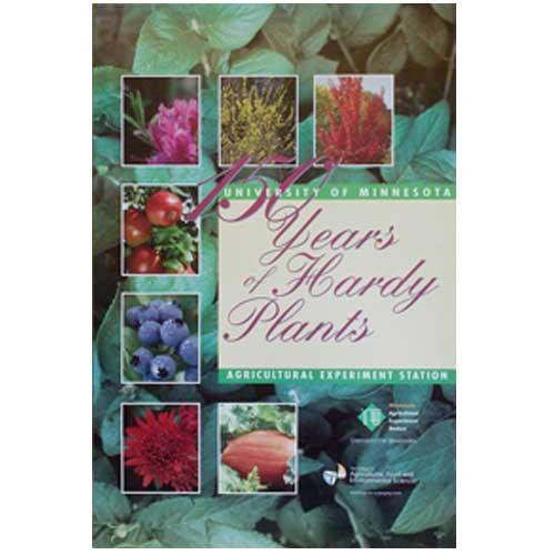 Poster 150 Years of Hardy Plants